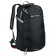 VAUDE Wizard 18+4 Backpack black